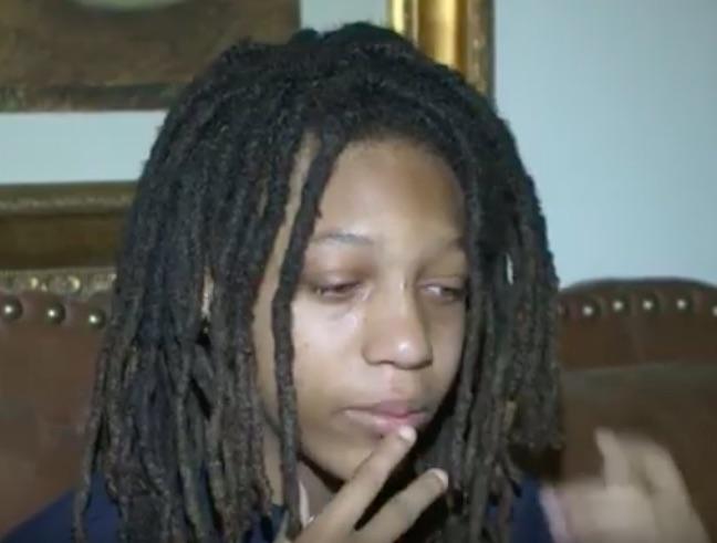 Black Girl Claims White Boys Cut Off Her Dreadlocks, Yet -5890
